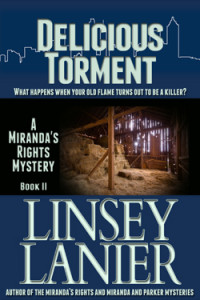 Delicious Torment (A Miranda's Rights Mystery) #2